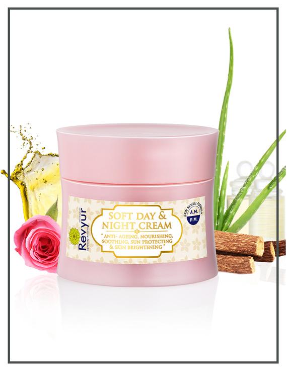 Revyur Soft Day & Night Cream-2