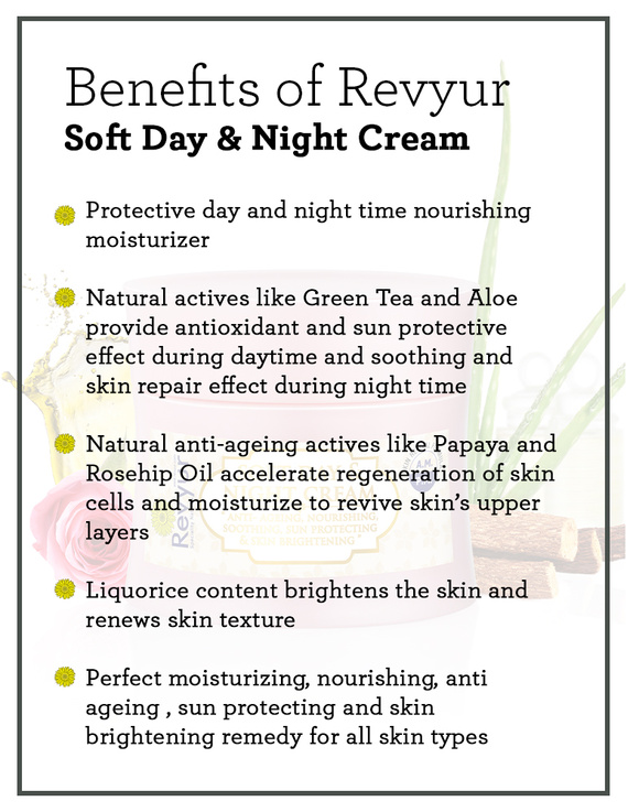 Revyur Soft Day & Night Cream-1