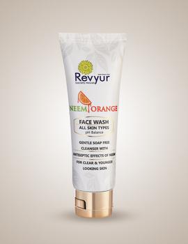 Revyur Neem Orange Face Wash-Revyur-05-sm