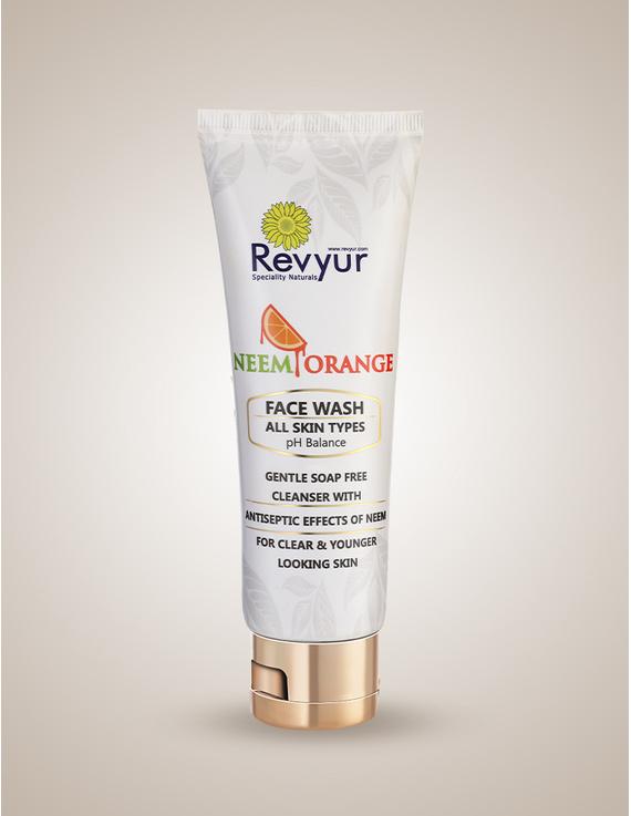 Revyur Neem Orange Face Wash-Revyur-05
