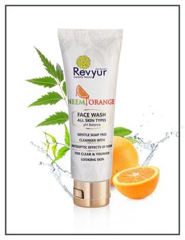 Revyur Neem Orange Face Wash-2-sm