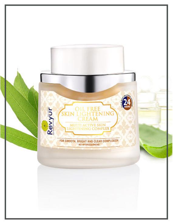 Revyur Oil Free Skin Lightening Cream-2