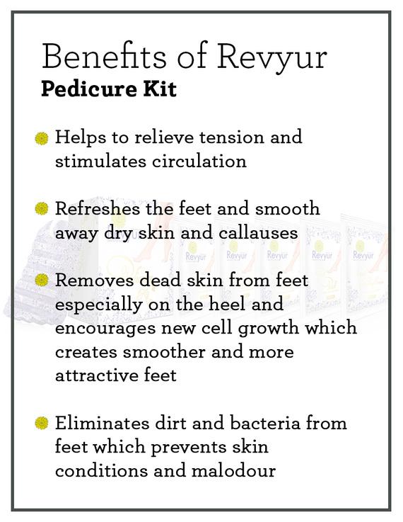 Revyur Pedicure Kit-2