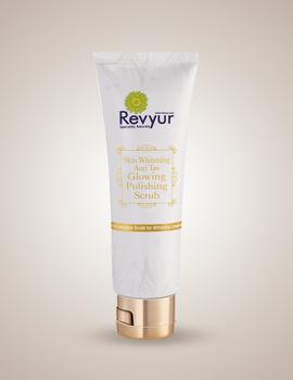 Revyur Skin Whitening Anti Tan Glowing Polishing Scrub-Revyur-16-sm