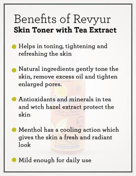Revyur Skin Toner with Tea Extract-1-sm