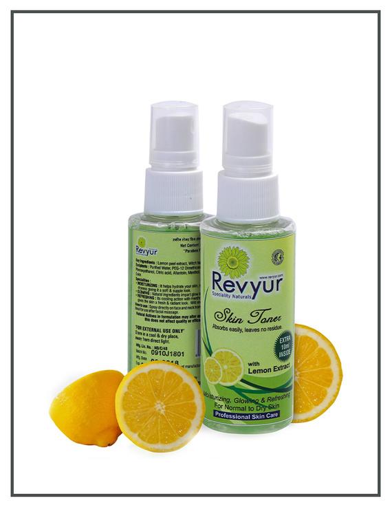 Revyur Skin Toner Lemon Extract-2