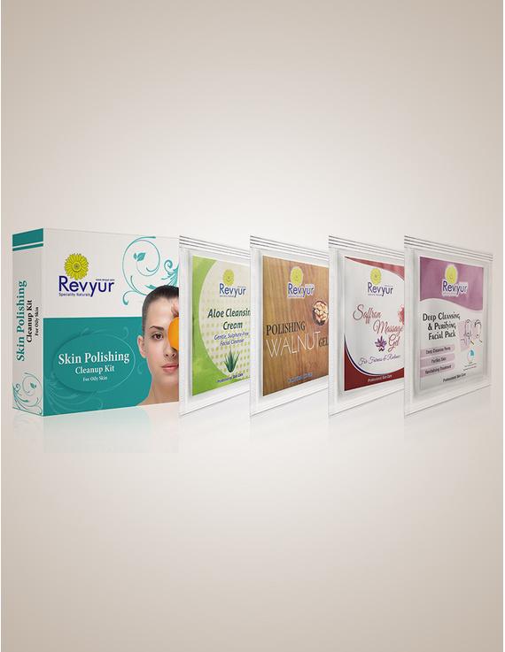 Revyur Skin Polishing Cleanup Kit-Revyur-84
