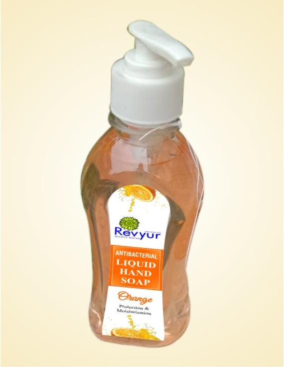Antibacterial Liquid Hand Wash Orange-Hw_Orange