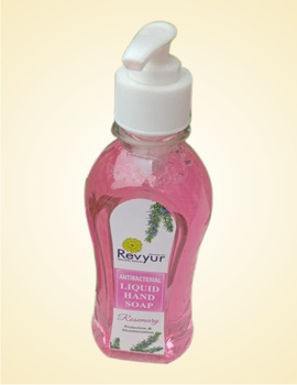 Antibacterial Liquid Hand Wash Rosemary-1-sm