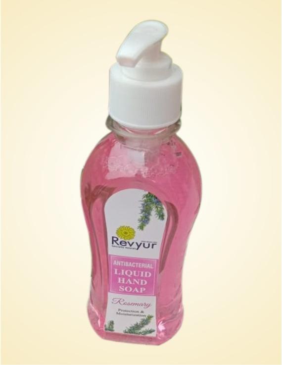 Antibacterial Liquid Hand Wash Rosemary-1
