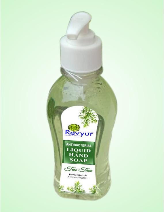 Antibacterial Liquid Hand Wash Tea Tree-1