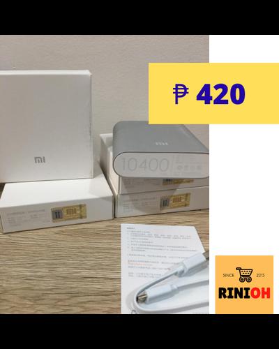 Xiaomi 10400mAh Powerbank-1