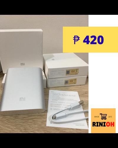 Xiaomi 10400mAh Powerbank-NDY-02-AD