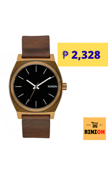 NIXON The Time Teller Men's Watch A0453053-00