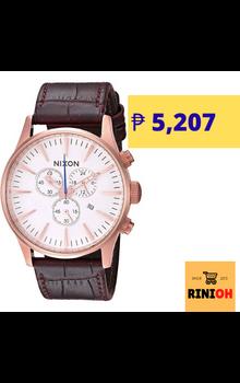 Nixon Men's Quartz Watch A4052459-00