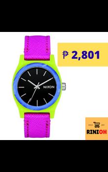 NIXON The Time Teller Women's Watch A11723152-00