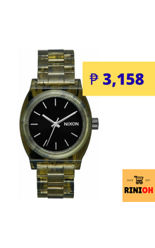 NIXON The Time Teller Women's Watch A1214333-00
