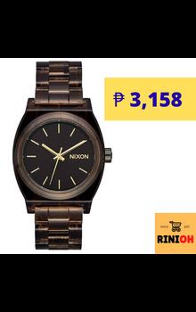NIXON The Time Teller Women's Watch A1214400-00