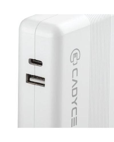 65W USB-C™ + USB Power Adapter-3