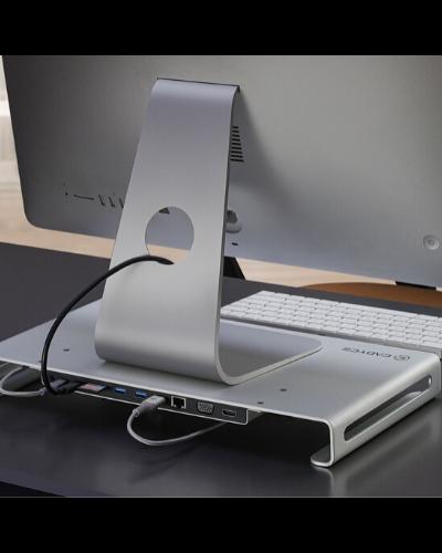 USB-C DESKTOP DOCKING STATION-1