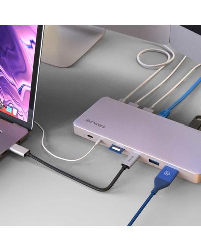 USB-C Universal professional Docking station-3