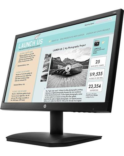 HP V190 18.5-inch LED Backlit Monitor-2