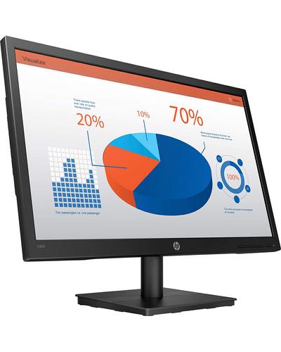 HP V220 21.5-inch Monitor-1