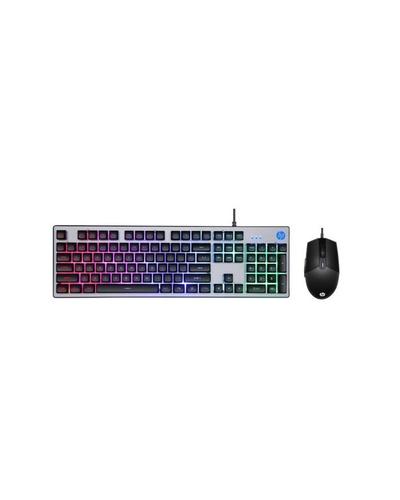 HP KM300F GUN Wired Keyboard & Mouse-8AA01AA