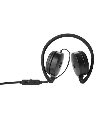 HP H2800 Black Headset-1
