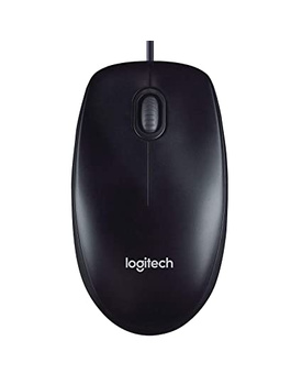 Logitech Wired Mouse - M90