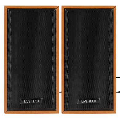 Live Tech SP 08 USB Speakers-SP1