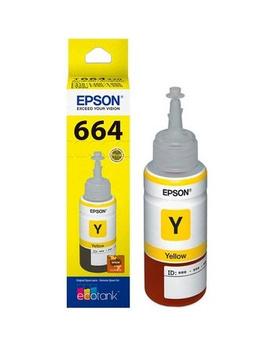 Epson 664 Yellow ink