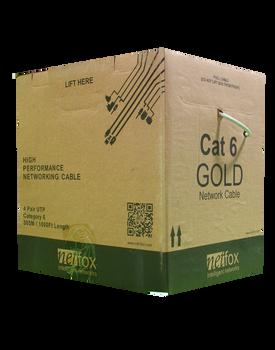 Netfox Cat6 Cable -300 mtr