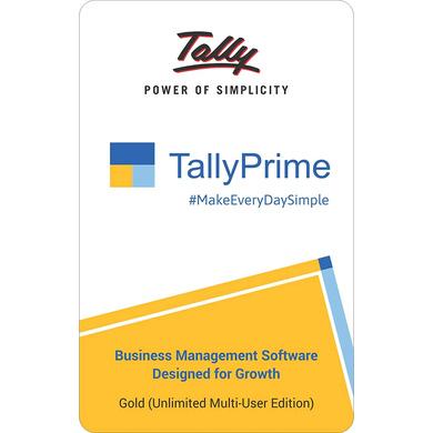 TallyPrime Gold-Gold