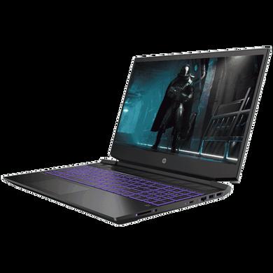 "HP Pavilion Gaming Laptop,15-EC1050AX,Ryzen 5-4600H 15.6""(39.62cms) 144 Hz FHD Screen, 8 GB RAM, 4 GB NVIDIA 1650ti Graphics, 1TB HDD + 256GB SSD GB SSD, Windows 10 Home (With Bag)-1"