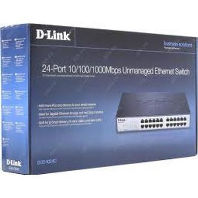 D-Link DGS-1024C 24-Port Gigabit Switch-1