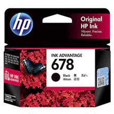HP 678 Black Ink Cartridge-678b