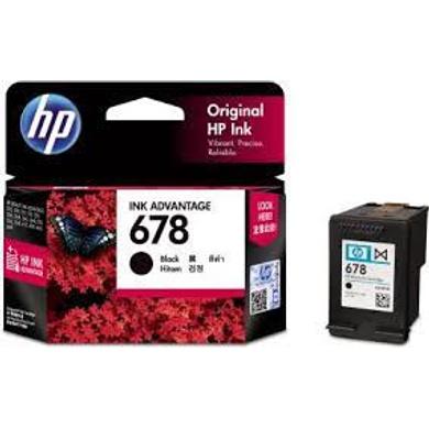 HP 678 Black Ink Cartridge-1