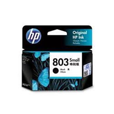 HP 803 Black Ink Cartridge-803b