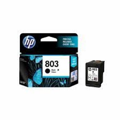 HP 803 Black Ink Cartridge-1