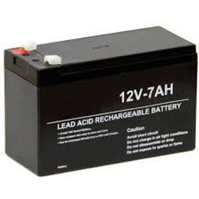 Exide 12V 7 Ah Powersafe Battery(Sealed),Original Replacement To Ups Battery-2