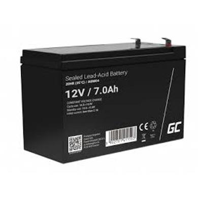 Exide 12V 7 Ah Powersafe Battery(Sealed),Original Replacement To Ups Battery-12V7Ah