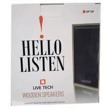 Live Tech SP 08 USB Speakers-2