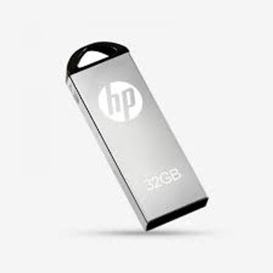HP 32GB USB 2.0 Pen Drive (Gray)-1