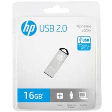 HP 16GB Pendrive-4