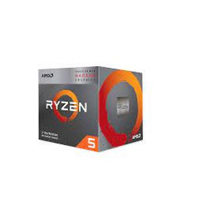 AMD Ryzen 5 3400G YD3400C5FHBOX with Radeon RX Vega 11 Graphics Desktop Processor 4 Cores up to 4.2GHz 6MB Cache AM4 Socket-2