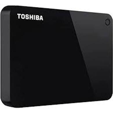 Toshiba Canvio Ready 1TB Portable External HDD, USB3.0  External Hard Drive - Black-1