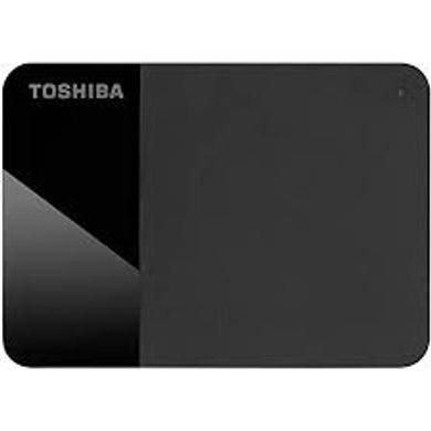Toshiba Canvio Basics 2TB Portable External Hard Drive-1