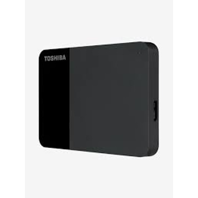 Toshiba Canvio Basics 4TB Portable External HDD PC Laptop Windows and Mac-1