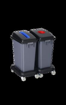 Dustbin With Wheel